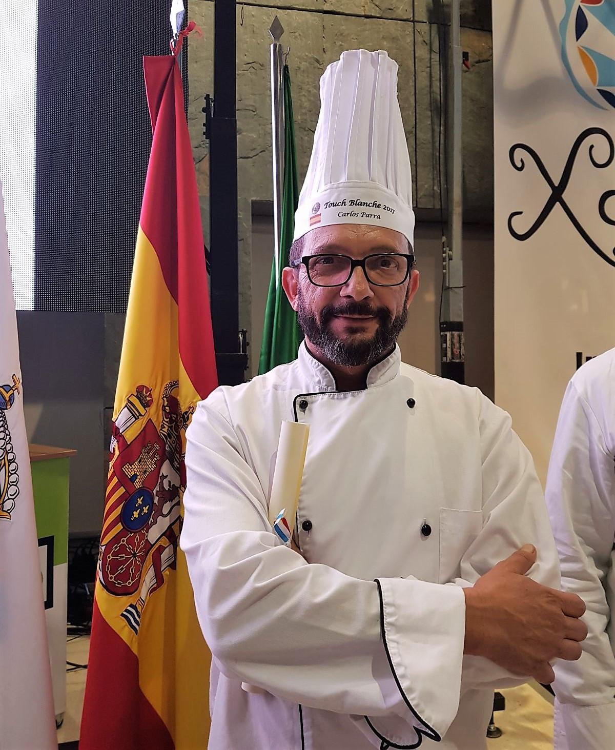 Xantar 2018, Carlos Parra premiado