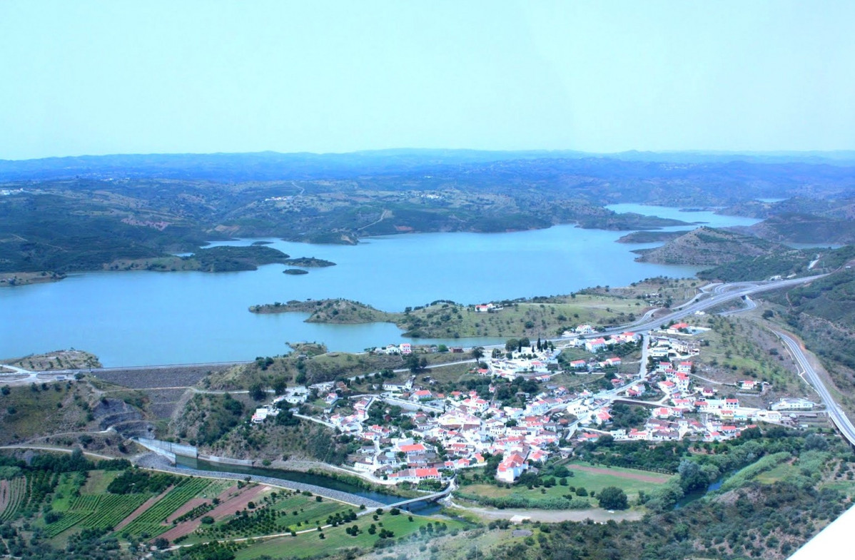 Portugal Algarve Odeleite