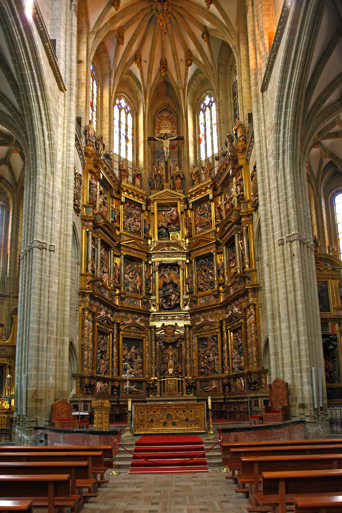 Maragateria09 Astorga. Catedral de Santa Maria