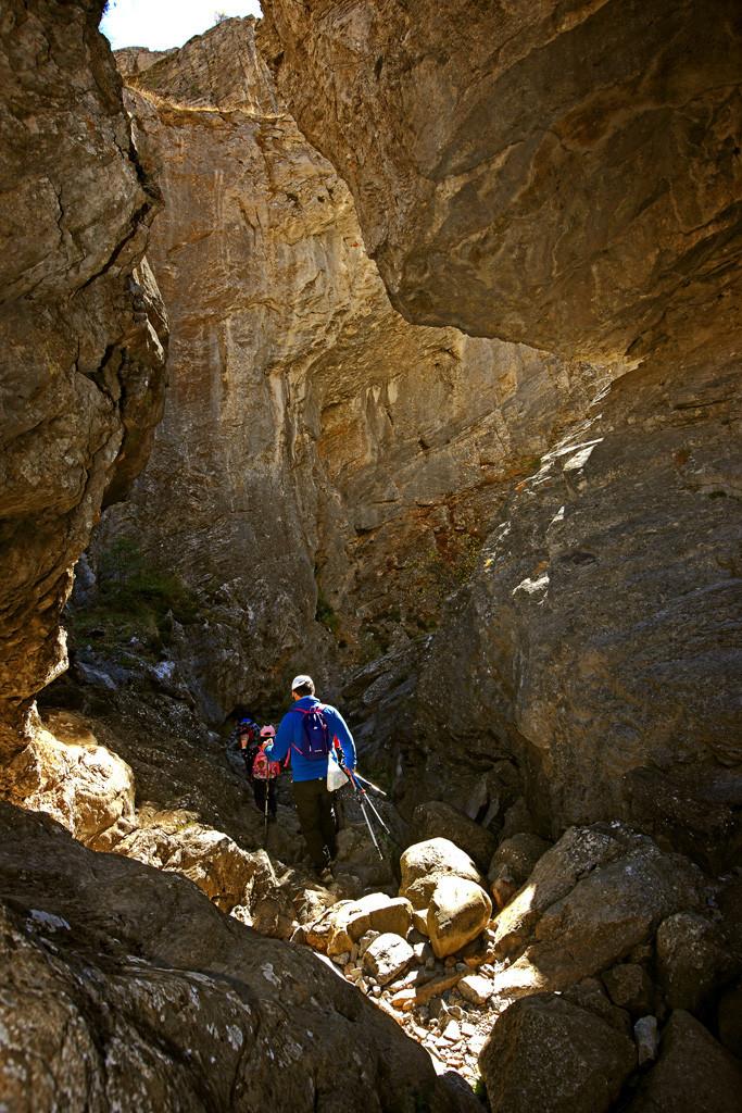 Reserva de la Biosfera de Omaña y Luna06. Desfiladero de los Calderones