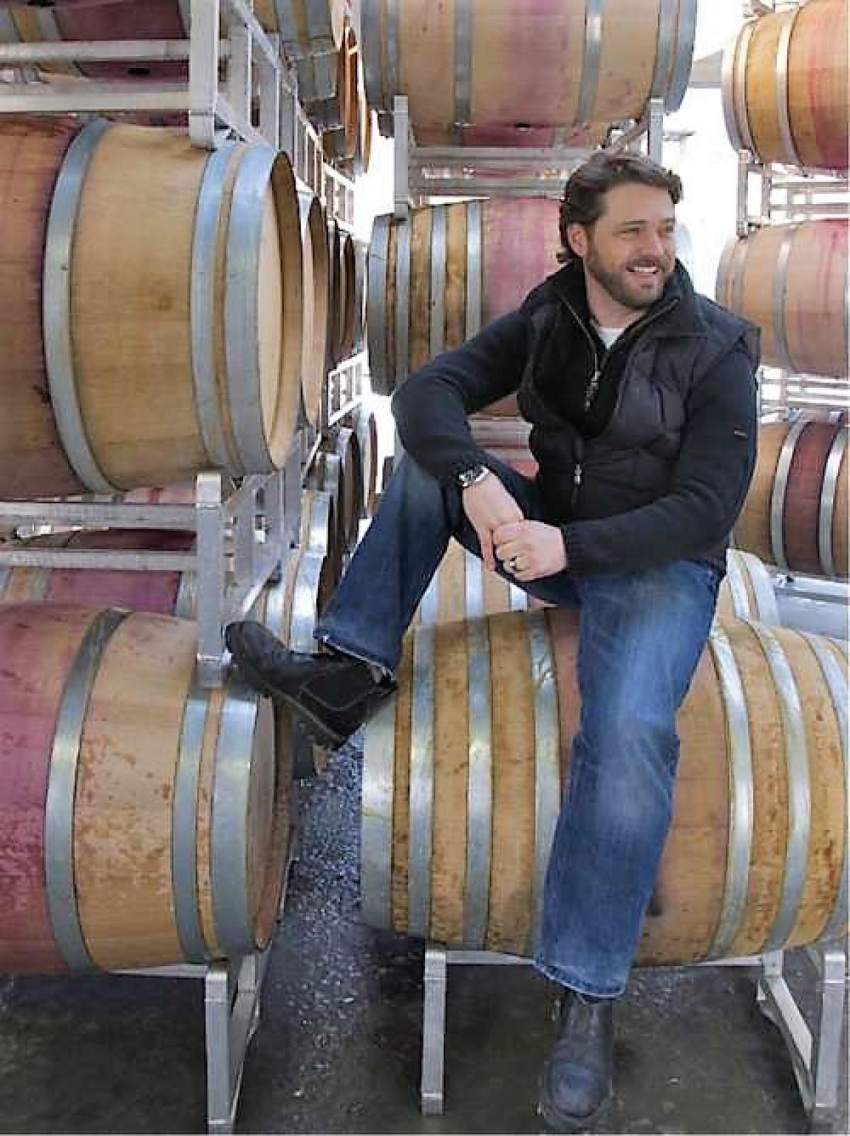 Jason Priestley Black Hills Winery 1