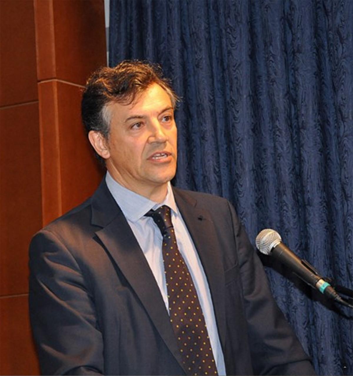 Gaudi World Congress15. Joaquin Jarrin. Founder en Gerencia Energetica