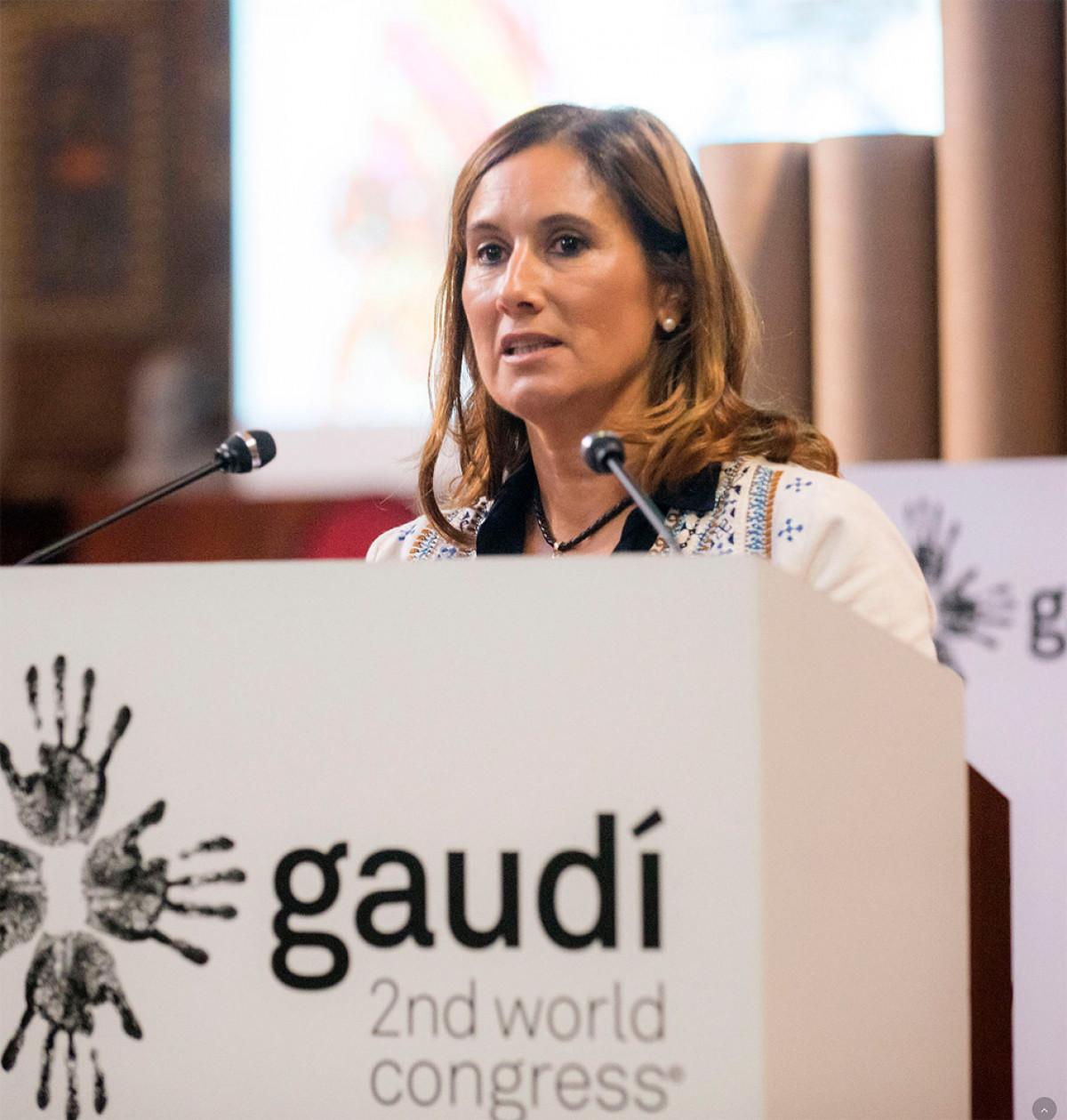 Gaudi World Congress16. Maria Grau Vidal. Abogada y Grafopsicologa