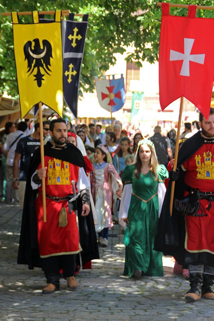 03 Fiesta de la Cereza y Mercado Medieval