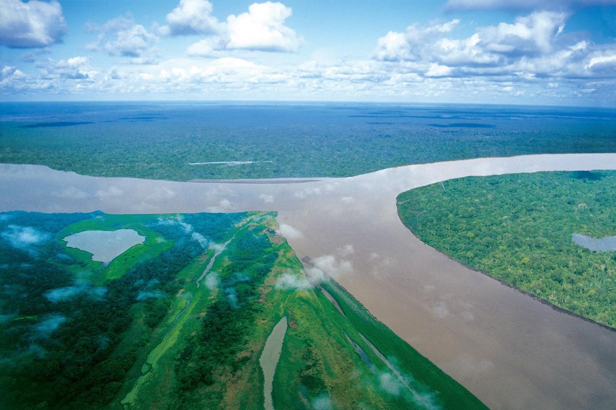 AMAZONAS   Nacimiento ru00edo Amazonas   Magalu00ed del Solar   1524