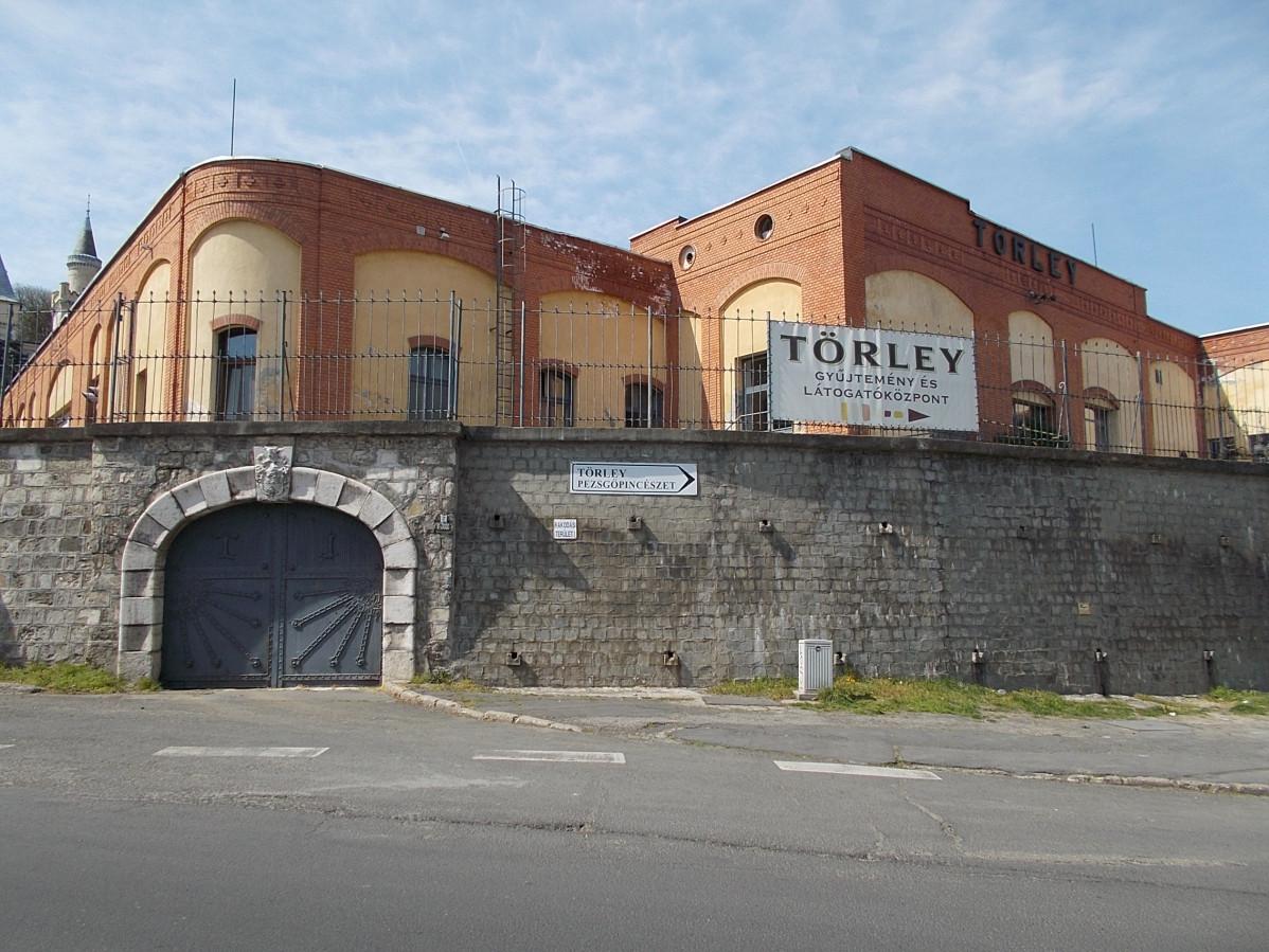 Bodegas Tu00f6rley en Hungria