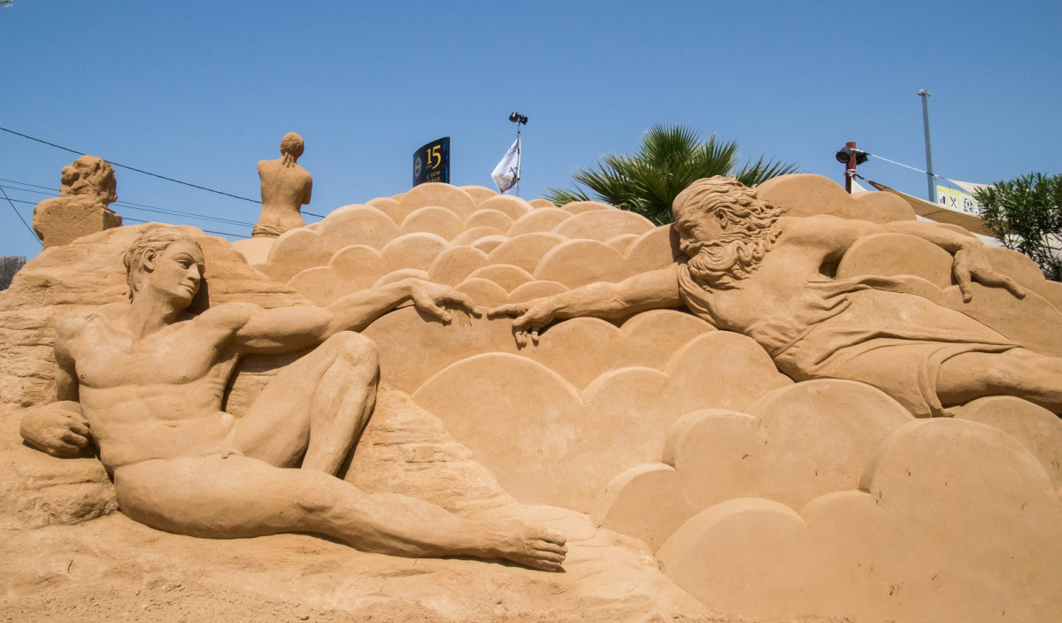 TIURISMO ALGARVE Sand CIty