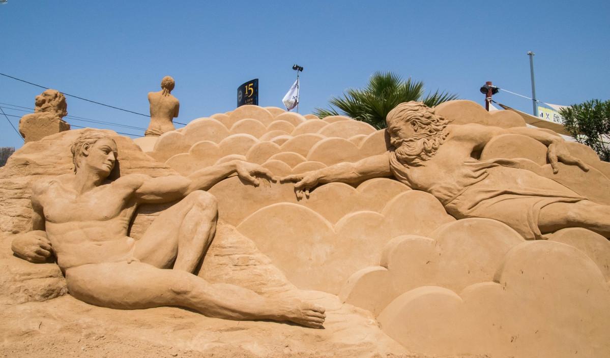 TIURISMO ALGARVE Sand CIty