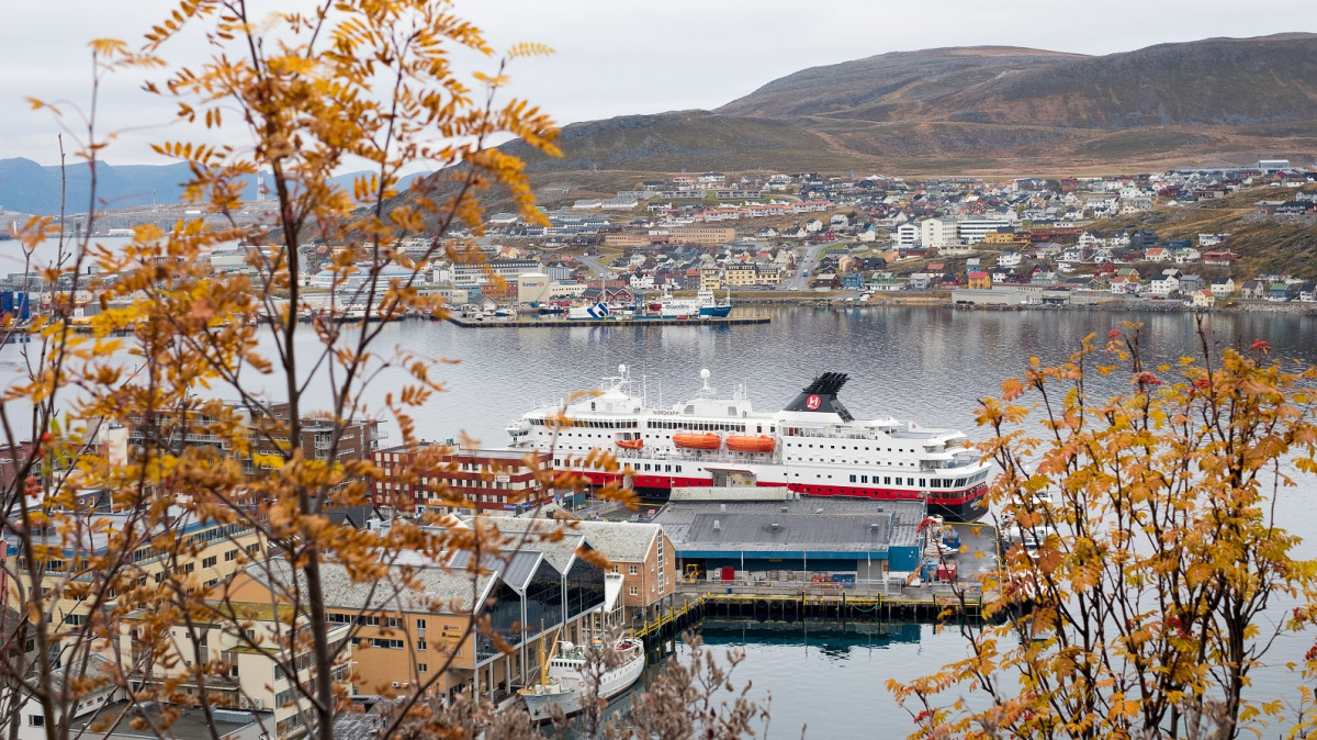 MS Nordkapp Hammerfest Norway HGR 116645 1590