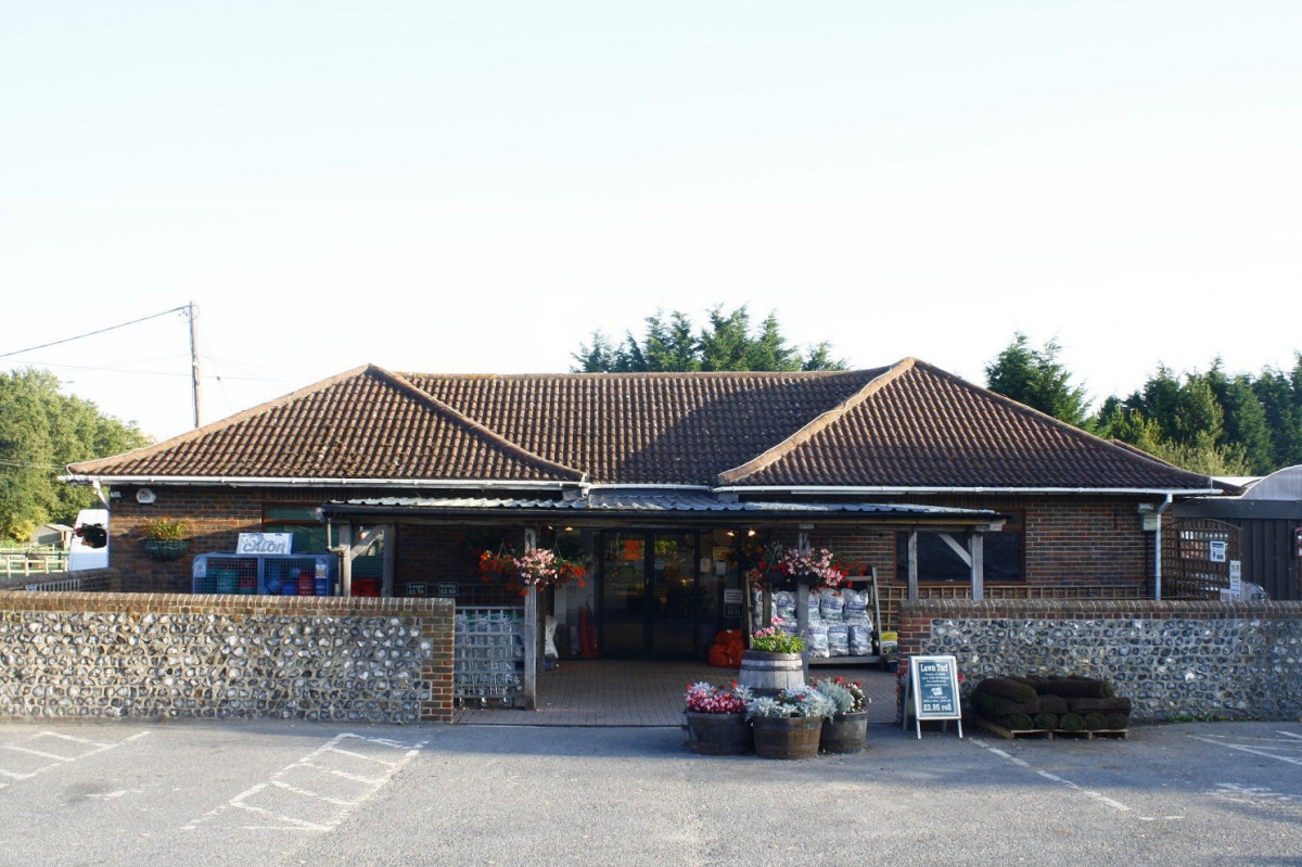 Pluckley, Farm Shop 1489