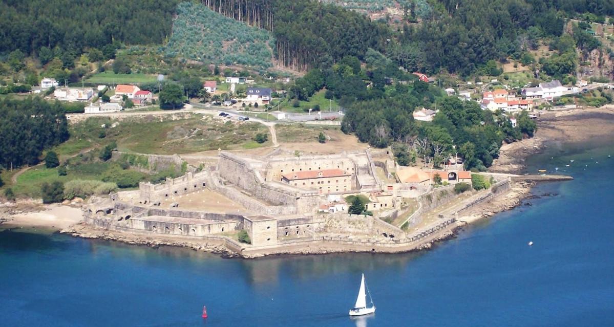 A Coruu00f1a   castillo de san felipe sep0re