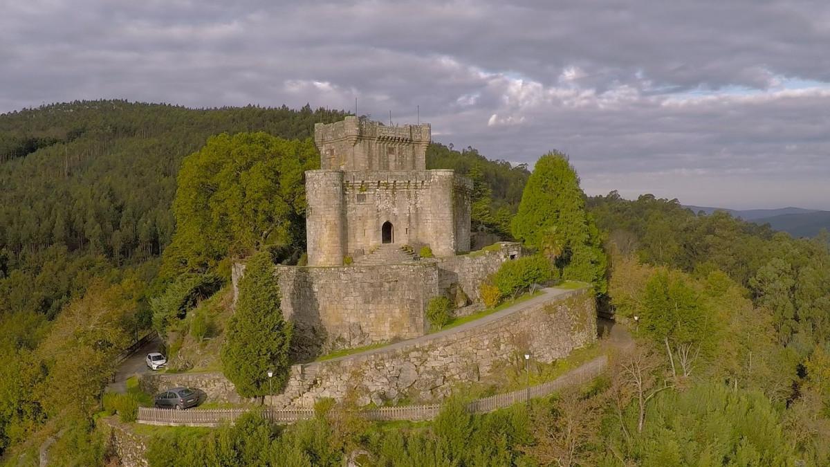 Pontevedra castillo de sobroso1