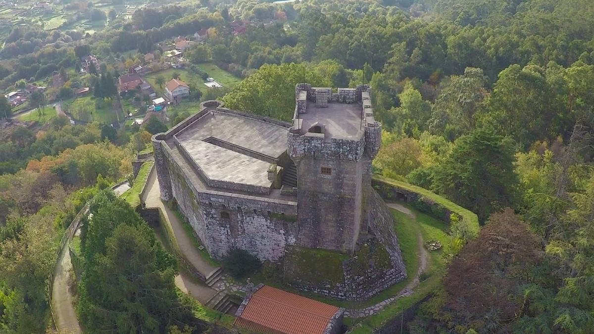 Pontevedra Castillo de sobroso2