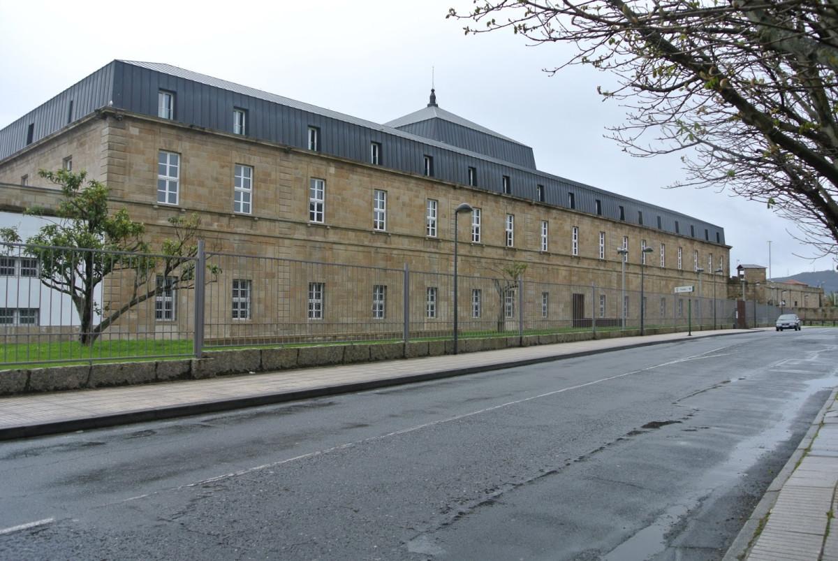 A Coruña Arsenal  de Ferrol, antigua cuartel de instrucción