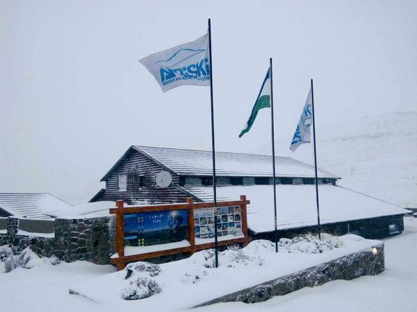 AfriSki Resort in the Lesotho Mountains