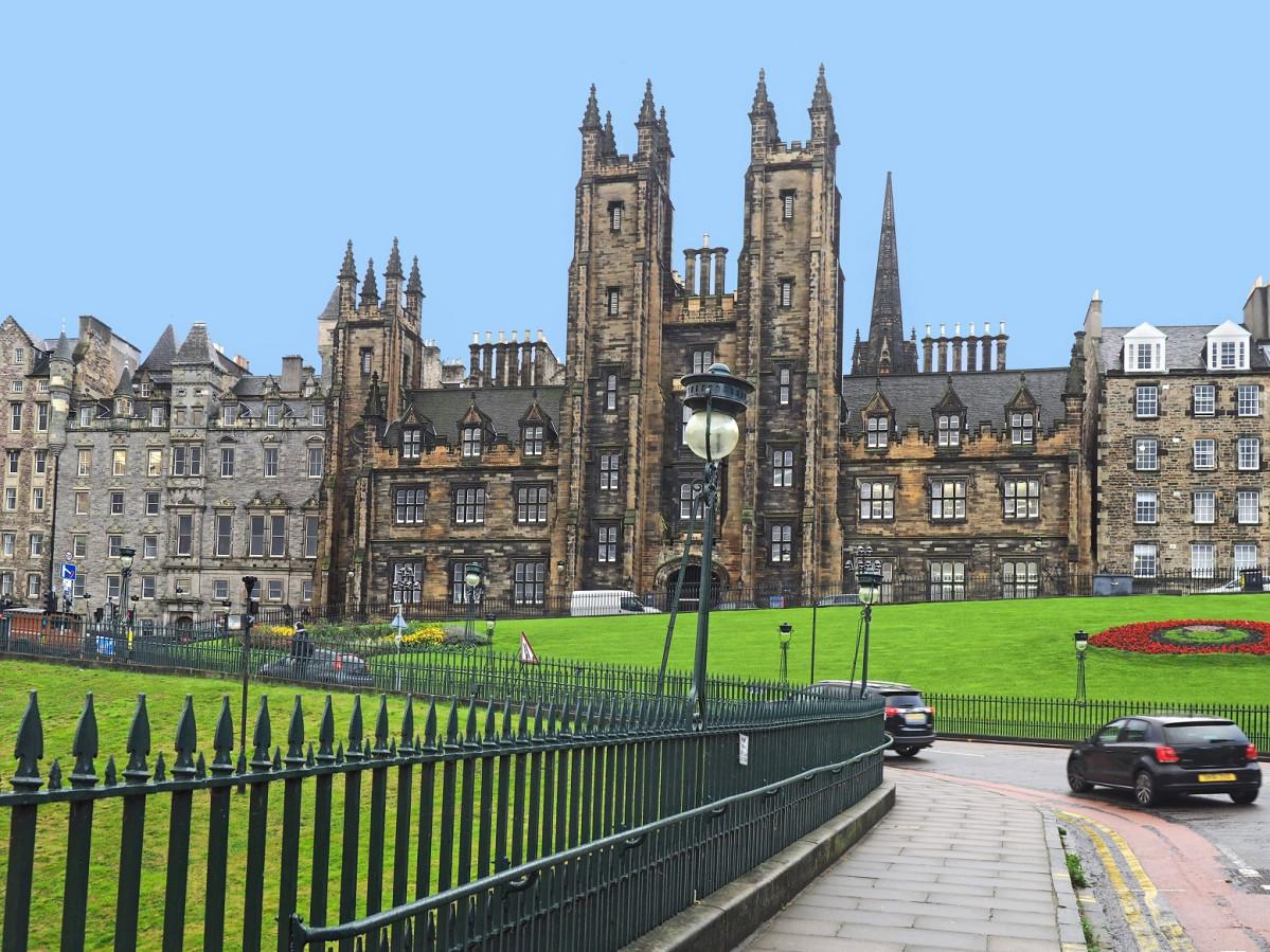 Edinburgo University of Edinburgh  Boa