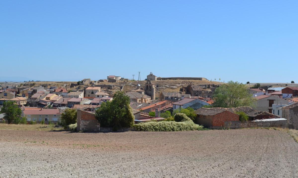 Burgos Santa Cruz de la Salceda 1548