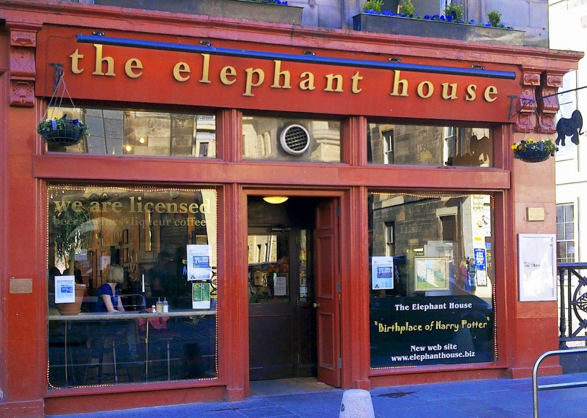 The elephouse exterior