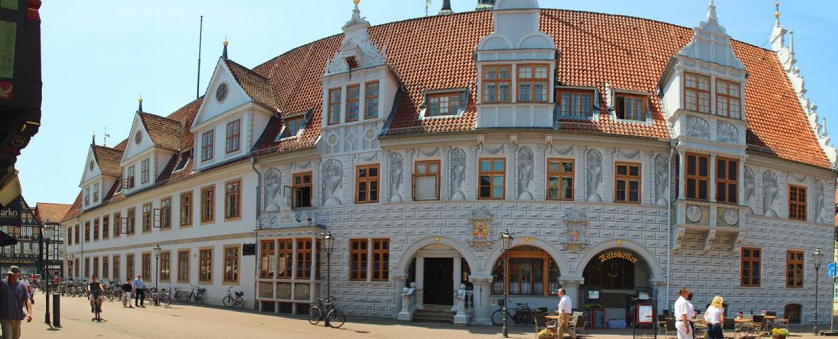 Celle   Allemania Antiguo Ayuntamiento