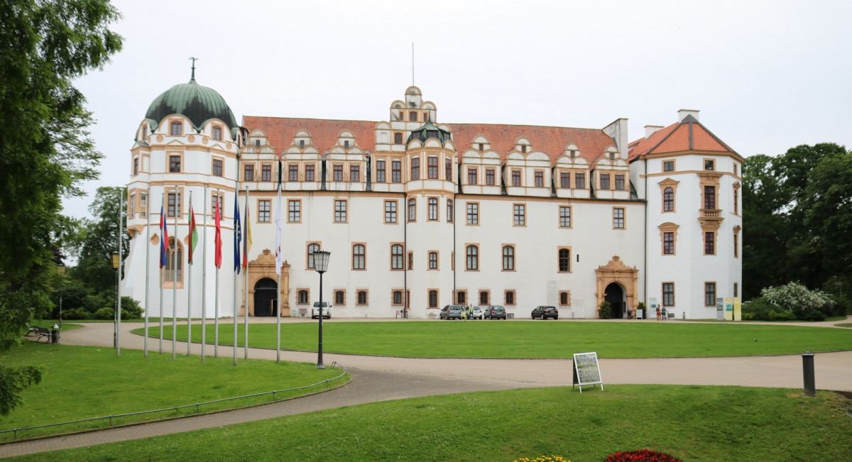 Celle Alemania Castillo celle