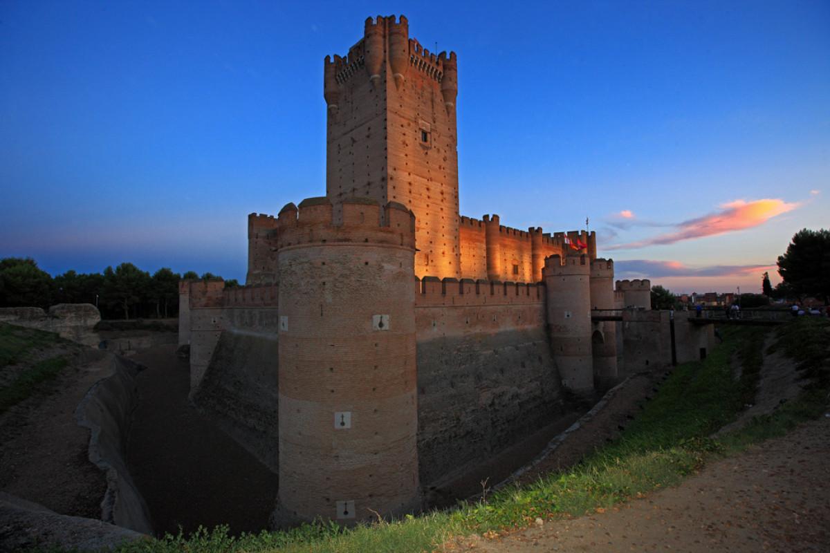 Ruta del Vino de Rueda15. Castillo de la Mota