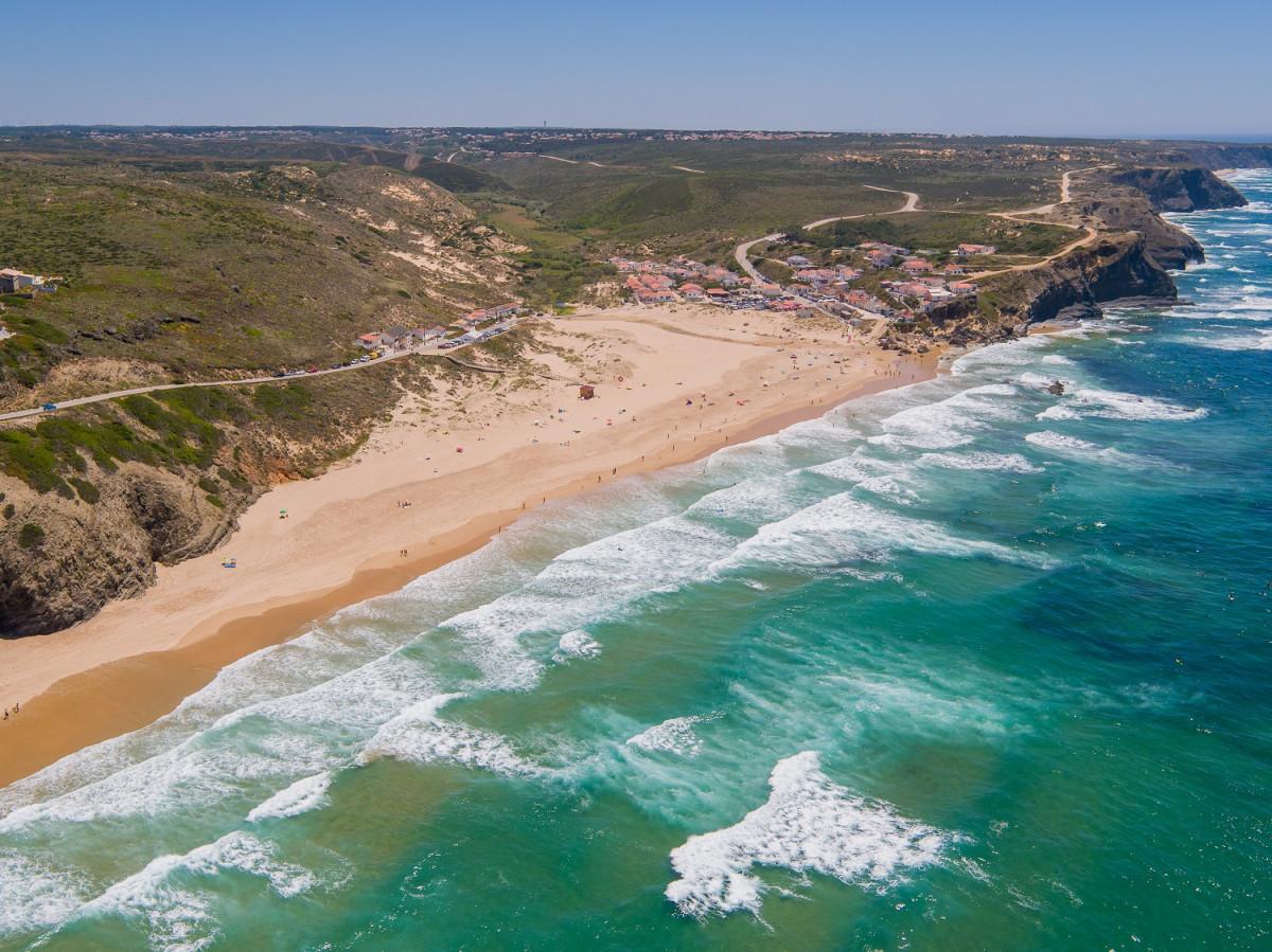 Portugal algarve, Aljezur playa da Arrifana