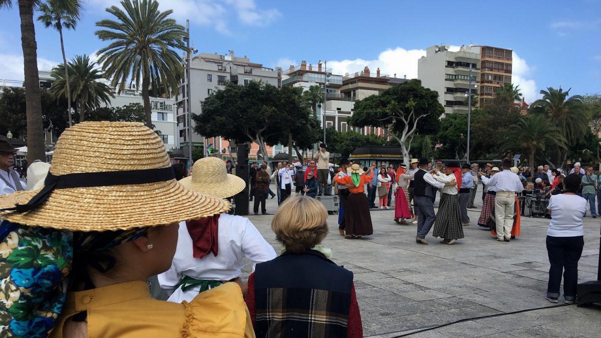 Gran Canaria Folklore Parque de Santa Catalina