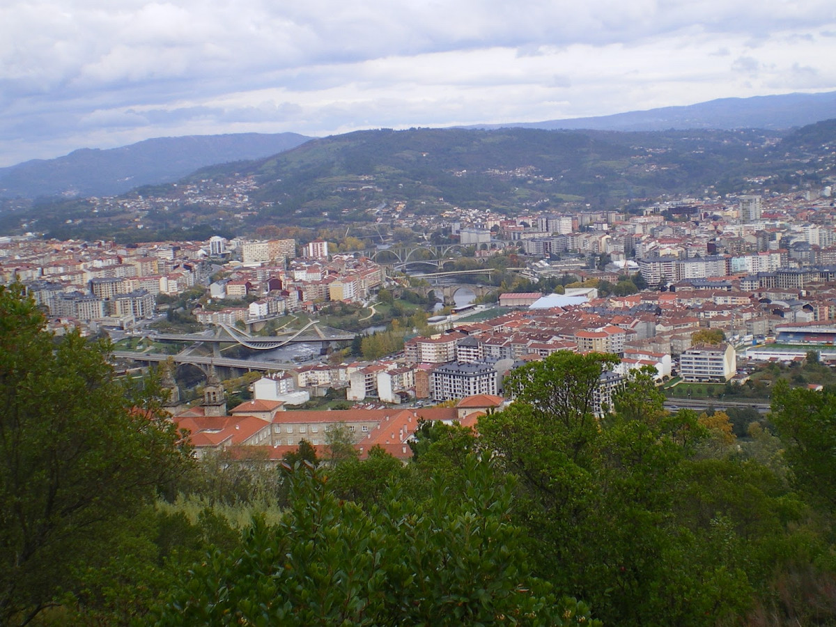 OURENSE PUENTES