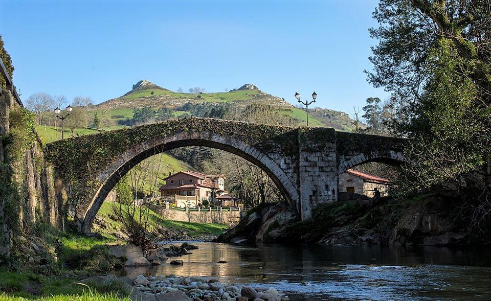 Cantabrria Puente Mayor de Lierganes