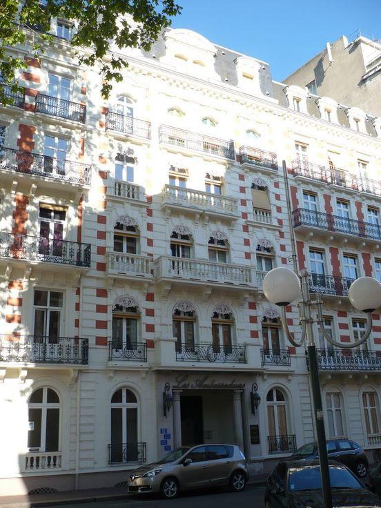 Vichy L'Hu00f4tel des Ambassadeurs.