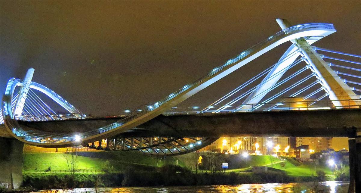 Ourense Ponte do Milenium