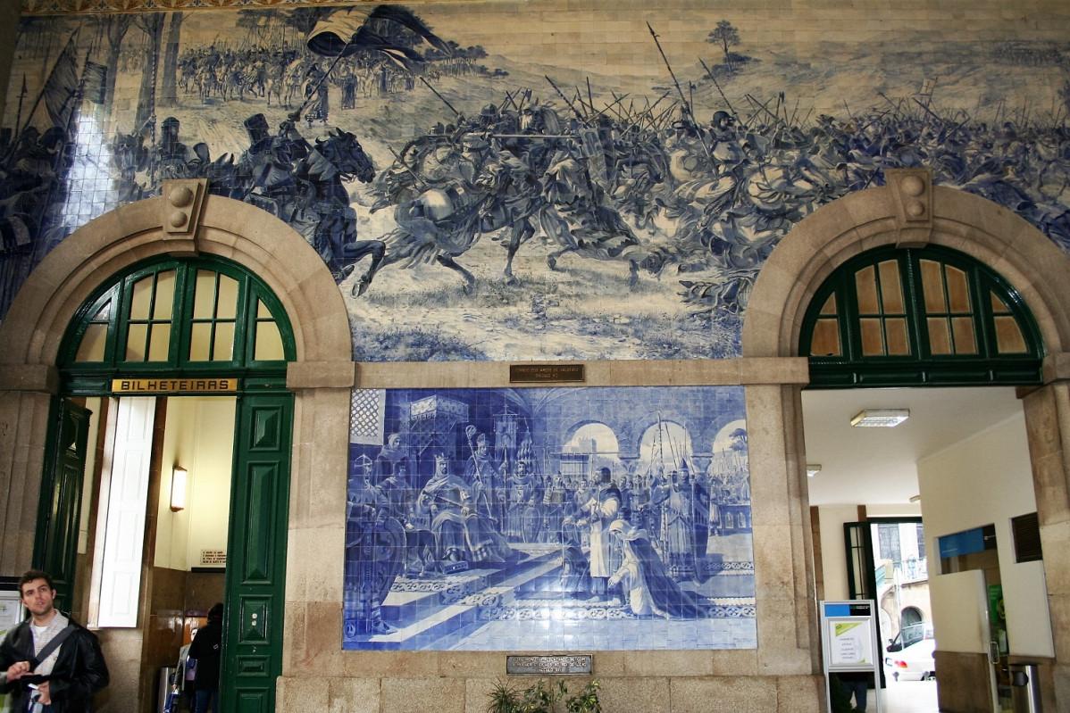 Porto estaciu00f3n, sao bento 1496
