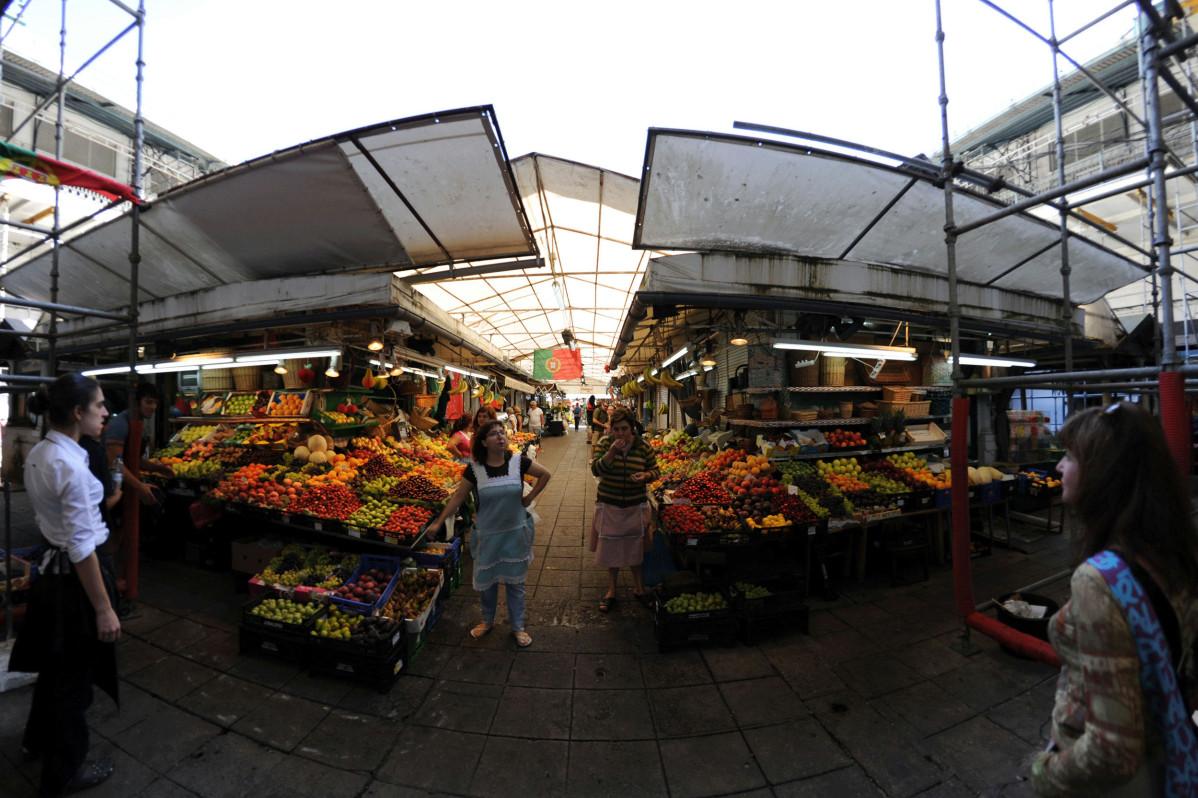 Porto mercado do Bolhao vyc