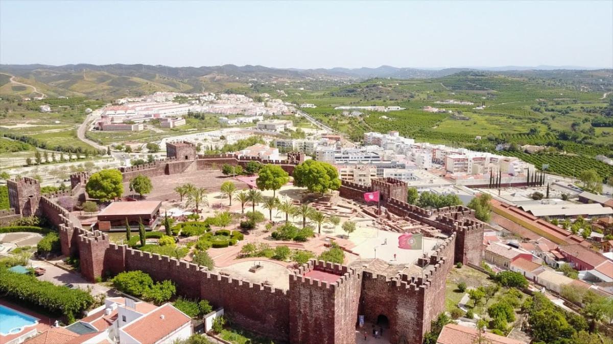 Portugal Castillo de Silves 1