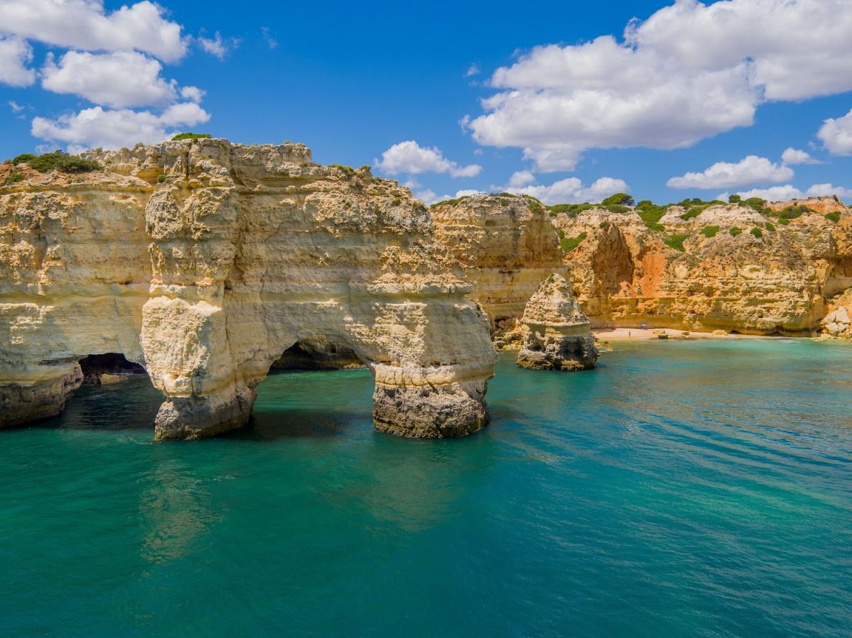 Algarve Praia da marinha Nuno Augusto 1500