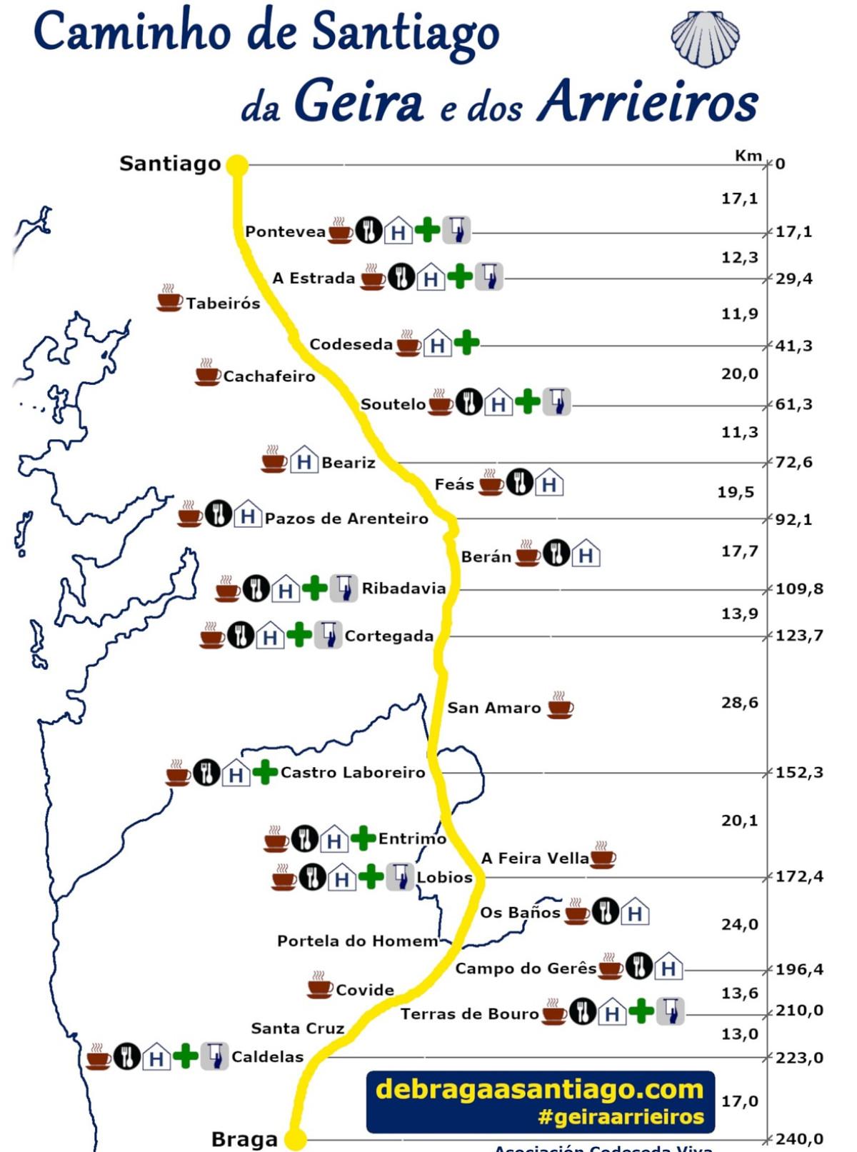 Camiño xlg 1589