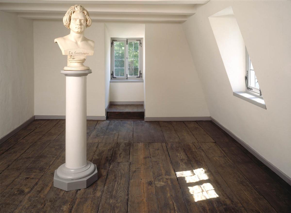 Beethoven Haus Geburtszimmer RET