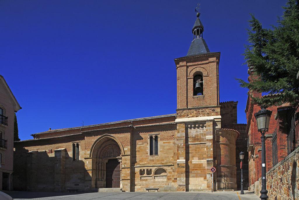 Via de la Plata13. Iglesia de San Juan del Mercado