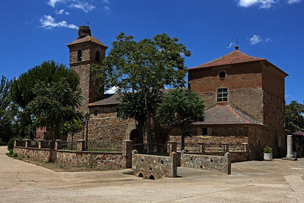 Dia de la Ruta de la Plata04. Iglesia parroquial de Villabrazaro