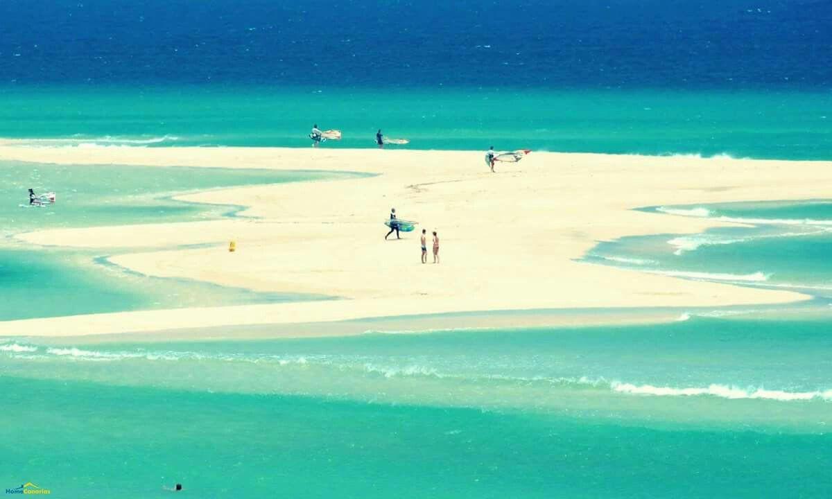 Fuerteventura, Playa pu00e1jara