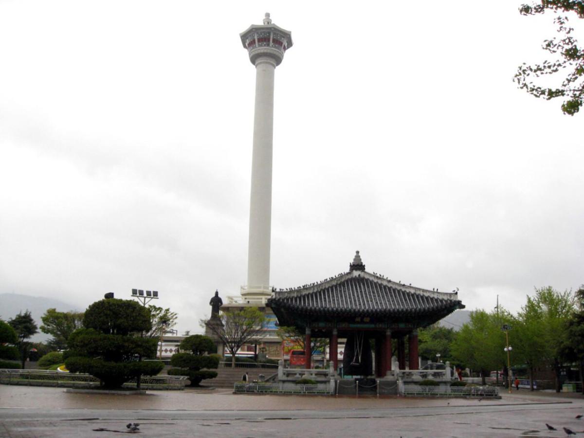 ParqueYongdusanylatorredeBusan
