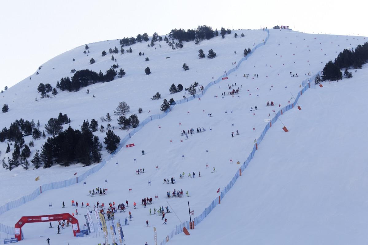 Javi Montes   Baqueira OPA AlpenCup Previa