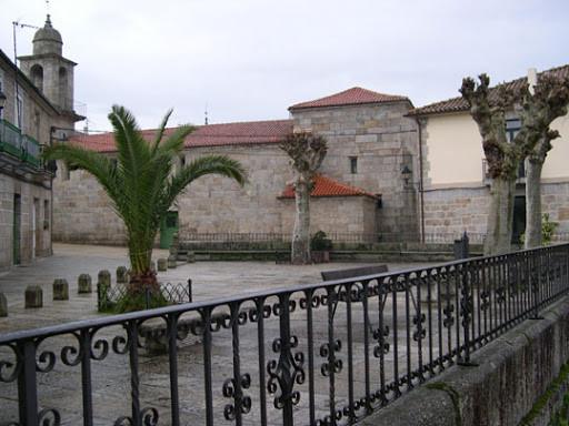 Plaza Bujan Ribadavia