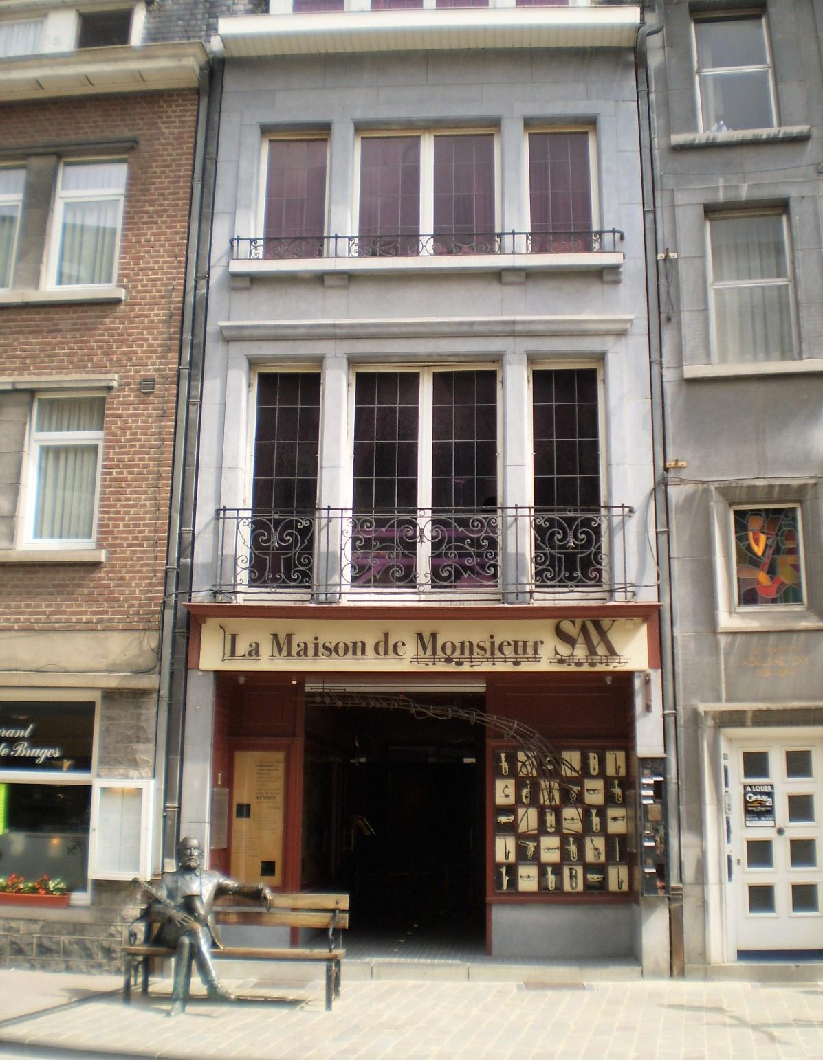 Dinant Maison Sax Rue Adolphe Sax, 37