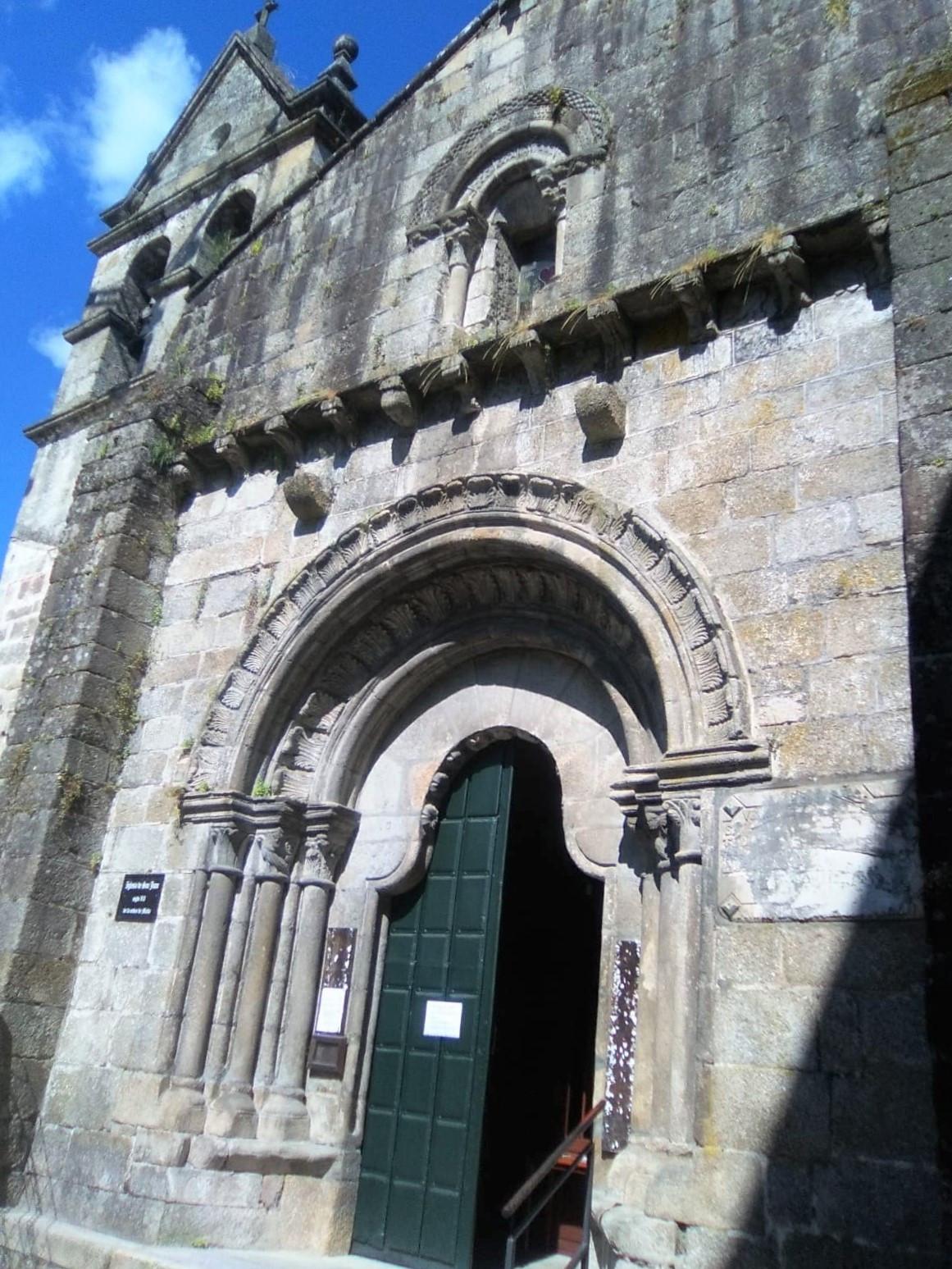 Ribadavia Iglesia  San Juan en la actualidad (2)