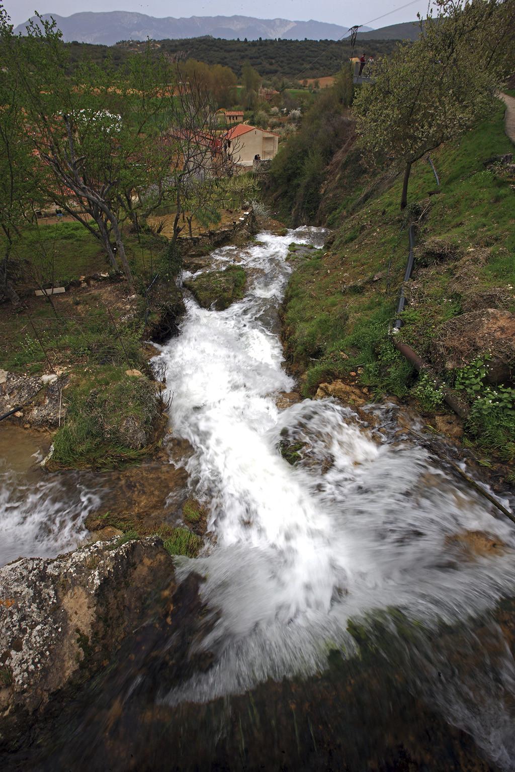 Tobera03 Saltos de Agua del rio Molinar