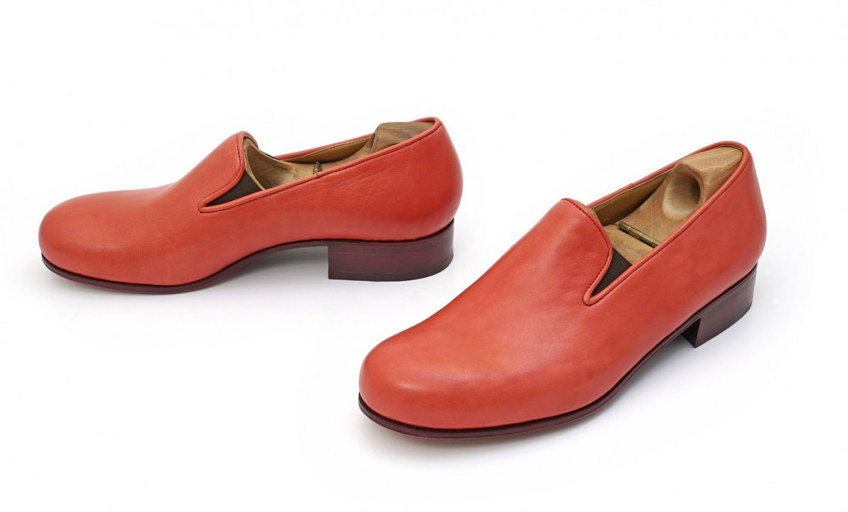 Zapatos Papa Benedicto XVI r