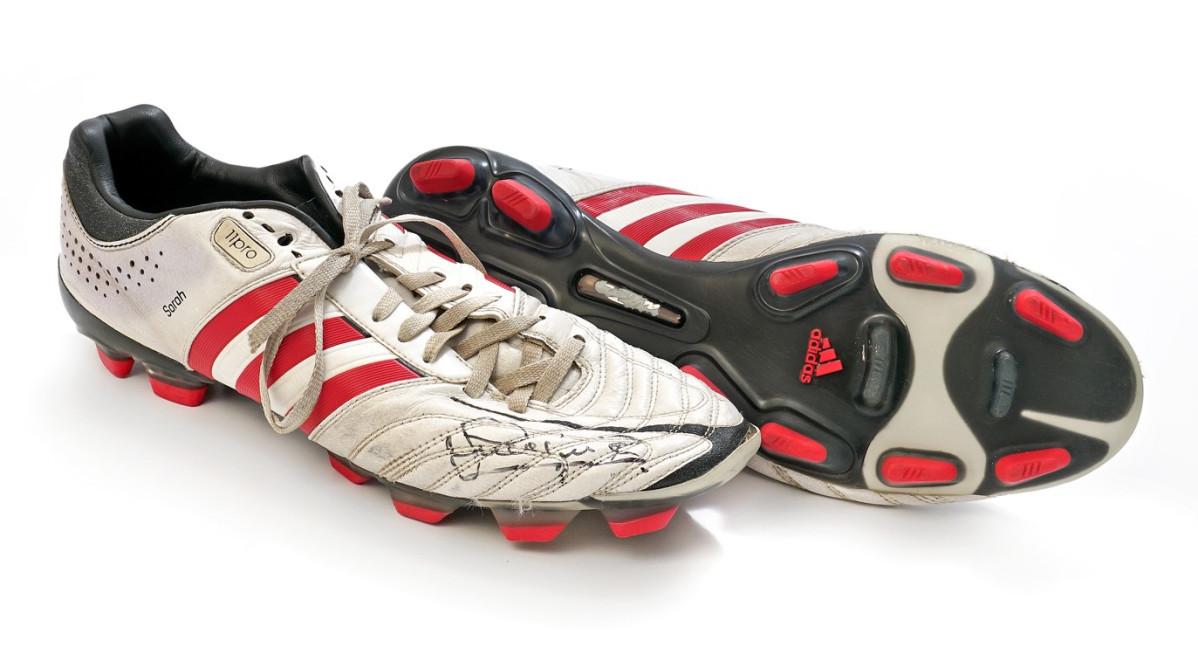 Zapatos de fútbol de Bastian Schweinsteiger rec
