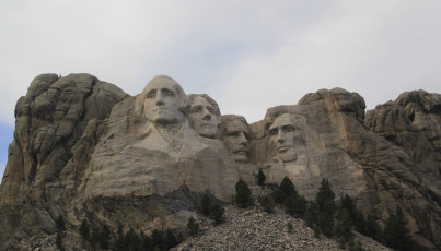 Mount Rushmore Memorial, EEUU 2017  16644