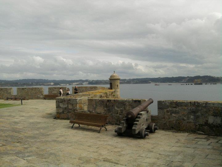 A Coruu00f1a Castillo de San Antu00f3n